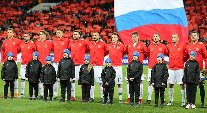 27 марта сборная России сыграет матч с командой Франции