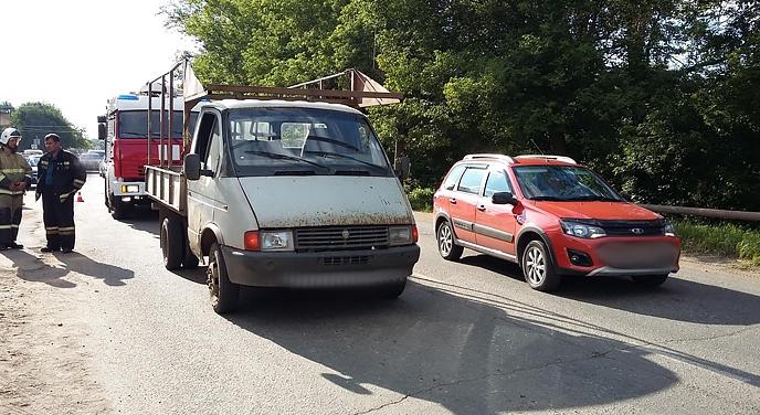 ДТП в Удмуртии: на дороге в Сарапуле «ГАЗель» переехала 7-летнюю девочку